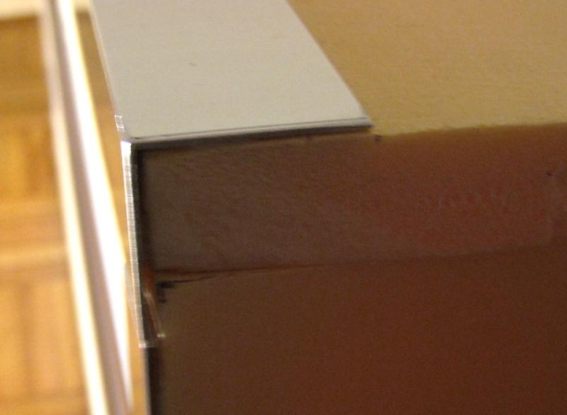 Co terrario in polyfoam ed allestimento - Togliere silicone dalle piastrelle ...